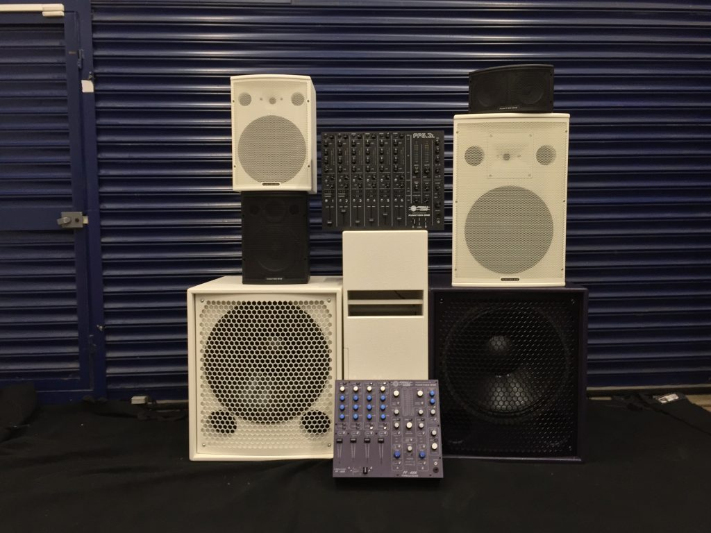 Funktion One speakers