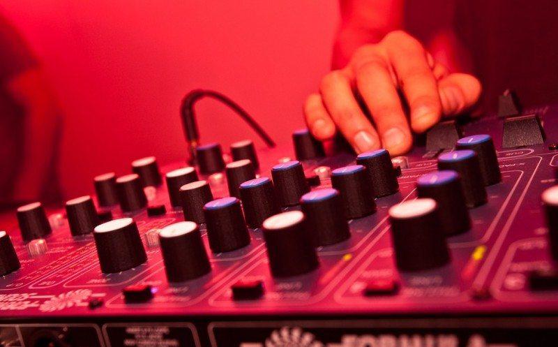 Formula Sound FF6000 mixer