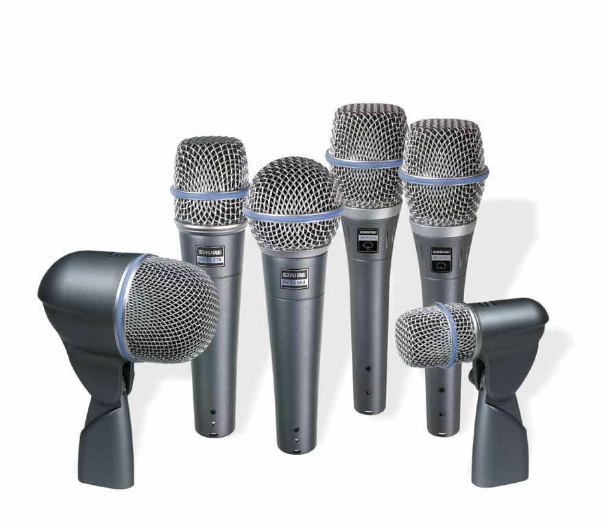 Microphone Hire in London from Sound Services Ltd