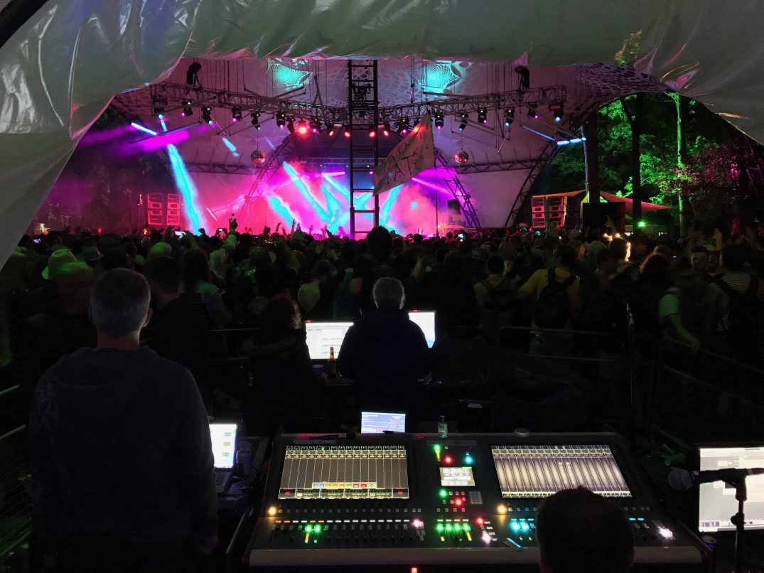 Sound engineer hire for your event