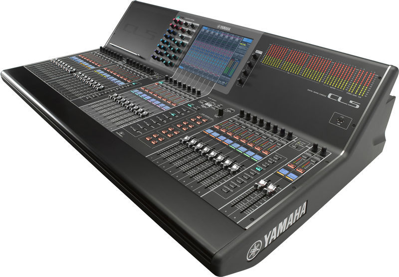 Yamaha CL5 mixing desk hire