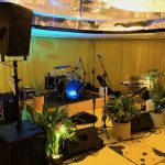 Small Funktion One hire package with band