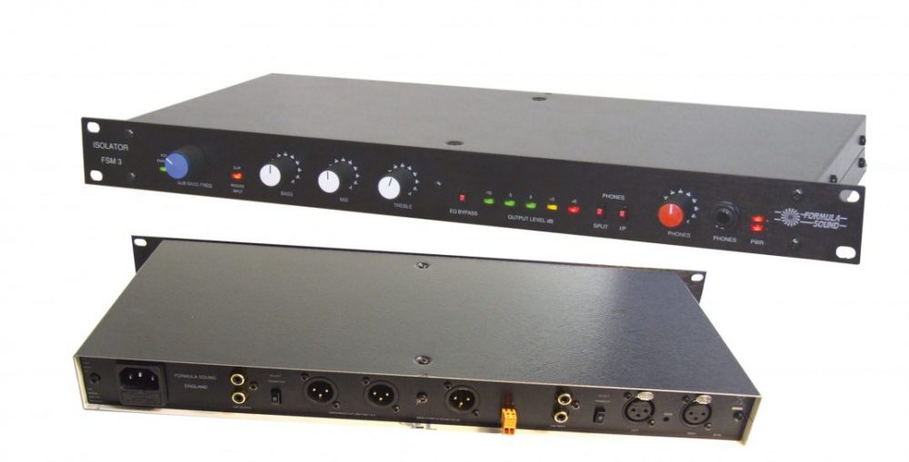 Formula Sound FSM-3 isolator