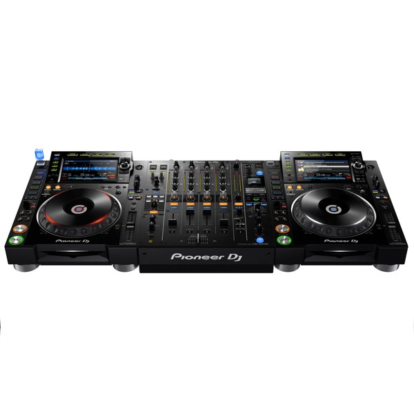 Pioneer CDJ DJM hire